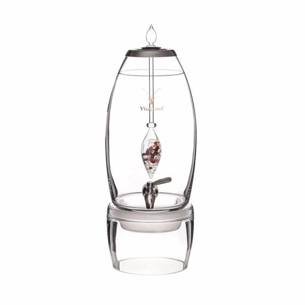 Allure GRANDE dispenser gemstone vial set crystallo by vitajuwel