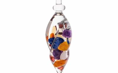 AYURVEDA Gem Water Gemstone Blend Vial