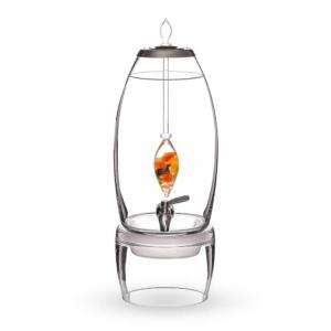 Happiness GRANDE dispenser gemstone vial set crystallo by vitajuwel sq10