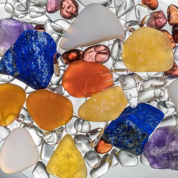 Jubilee Ayurveda macro gemwater crystallo vitajuwel