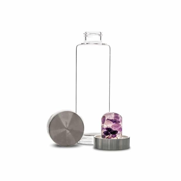 Wellness Gemstone ViA Bottle Crystallo by VitaJuwel dissass